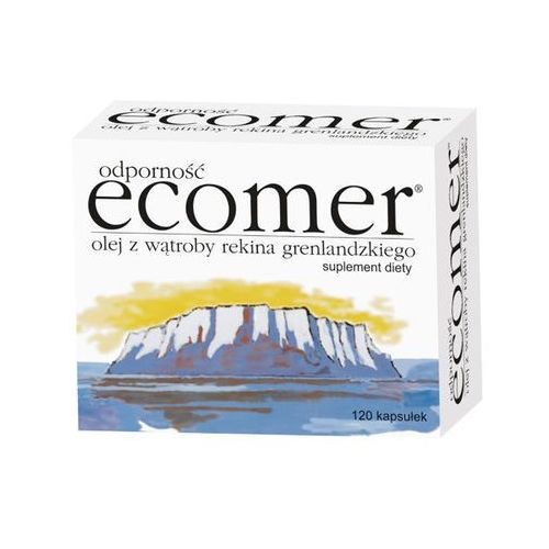 Krotex poland Ecomer odporność x 120 kapsułek