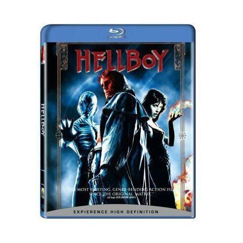 Hellboy (blu ray) - guillermo del toro. darmowa dostawa do kiosku ruchu od 24,99zł marki Imperial cinepix