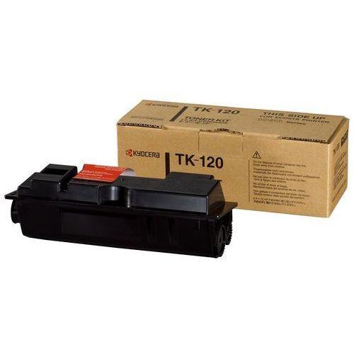 Wyprzedaż oryginał toner kyocera tk-120 do fs-1030d/dn | 7 200 str. | czarny black marki Kyocera-mita