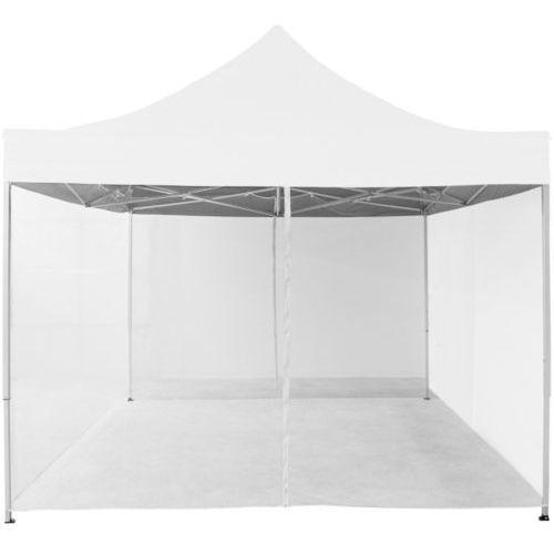 Moskitiera do namiotów ogrodowych 3 x 3 - biała