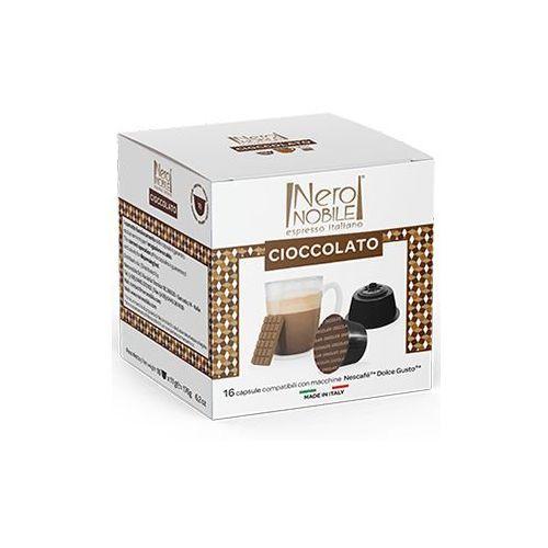 Kapsułki do Nescafe Dolce Gusto* CZEKOLADA/CIOCCOLATO 16 kapsułek - do 12% rabatu przy większych zakupach oraz darmowa dostawa, NN-NSF-CIOCCOLA-016A