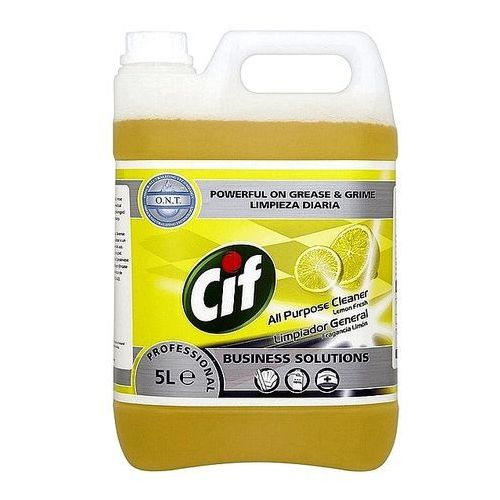 Cif Środek czyszczący all purpose cleaner lemon fresh 5l