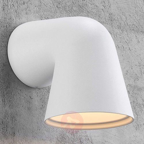 Design for the people by nordlux front lampa ścienna biały, 1-punktowy - nowoczesny/design - obszar zewnętrzny - front - czas dostawy: od 10-14 dni roboczych (5701581398986)