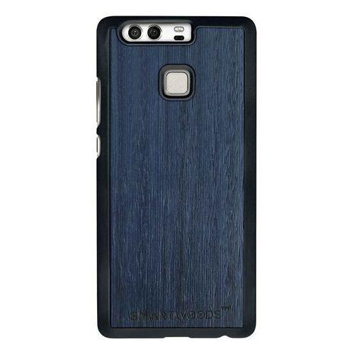 Etui SmartWoods - Blue Sky Huawei P9, kolor niebieski