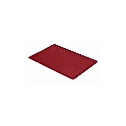 Pokrywa nakładana do pojemnika do ustawiania w stos,opak. 4 szt., dł. x szer. 600 x 400 mm marki Häner