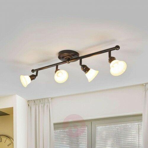 4-punktowa efektowna lampa sufitowa elma marki Eglo