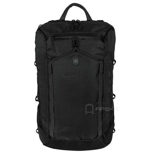 "Victorinox altmont active compact laptop backpack black plecak na laptop 15,4"" - black"
