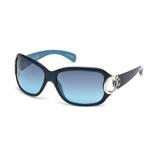 Just cavalli Okulary słoneczne jc 202s 90w