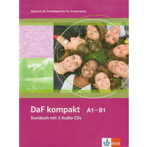 Daf Kompakt A1-B1 Kursbuch Mit 3 Audio-Cds (2011)