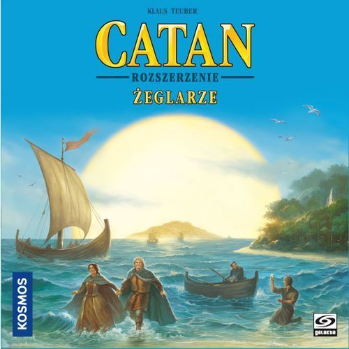 Galakta Catan: żeglarze  (5902259201229)