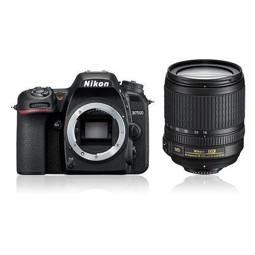 Nikon D7500. Tanie oferty ze sklepów i opinie.