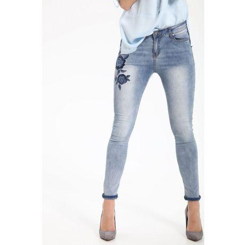 - jeansy, Top secret
