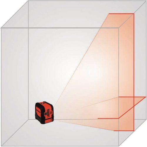 Poziomica, laser krzyżowy smart 1.1 marki Pro