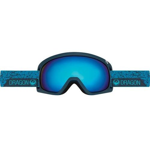 Gogle snowboardowe  - d3 - stone blue/dark smoke blue (672) rozmiar: os marki Dragon