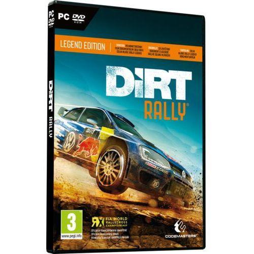 DiRT Rally, gra komputerowa
