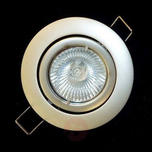 Reflektor wpuszczany z odlewu ciśnieniowego 68 mm