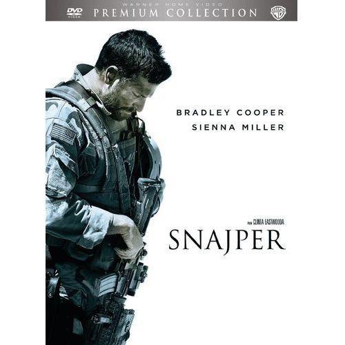 Snajper (Premium Collection) (DVD) - Clint Eastwood - produkt z kategorii- Filmy wojenne