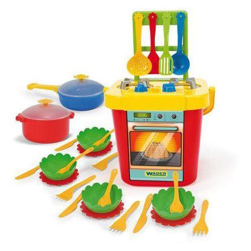 Party World Kuchnia + akcesoria 31 elementów (5900694241503)