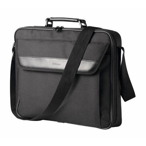 """Torba TRUST do laptopa Atlanta Carry Bag 17.3"""" Czarna 21081 21081 - prawie 2000 punktów odbioru - Paczkomaty, Stacje Orlen (8713439210811)"""