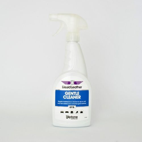 gt15 leather cleaner marki Gliptone