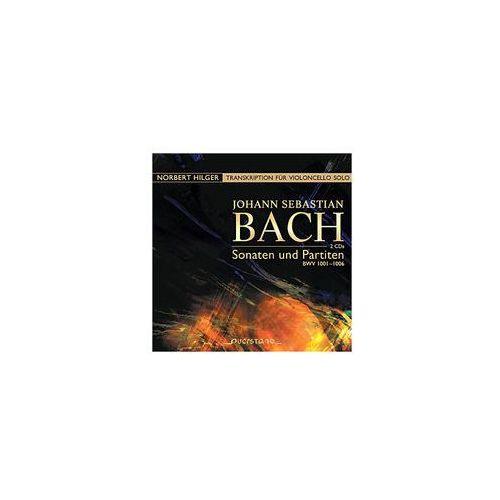 Querstand Bach sonatas & partirtas transc