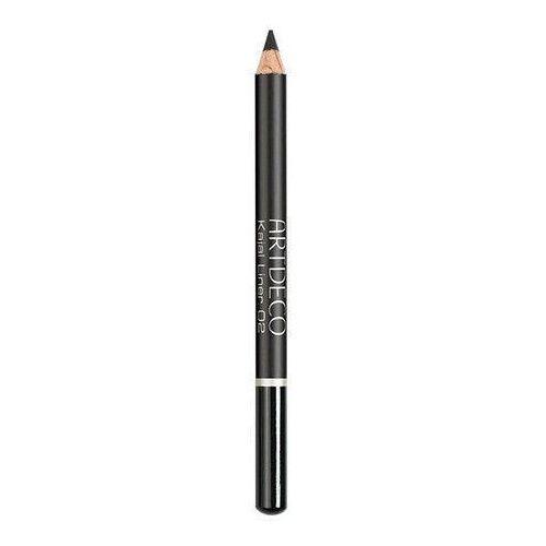 eye liner soft kajal liner kredka do oczu odcień 22.60 black 1,1 g marki Artdeco