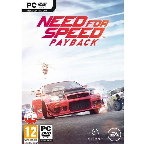 Need for Speed Payback (PC). Najniższe ceny, najlepsze promocje w sklepach, opinie.