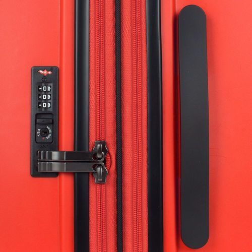 BG Berlin ZIP2 zestaw walizek / komplet / walizki antywłamaniowe / Latin Red - Latin Red