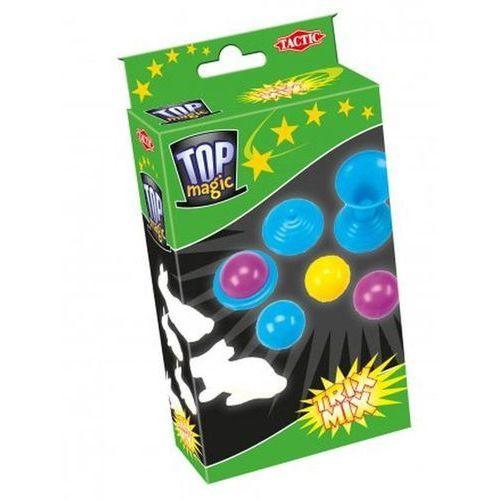 Trix mix sztuczki magiczne z piłeczkami marki Tactic