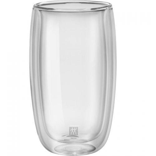 sorrento zestaw 2 szklanek do latte macchiato 350ml, szklanki marki Zwilling