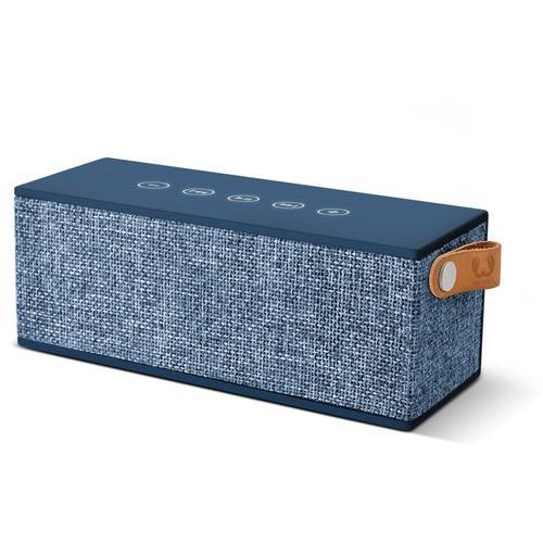 Głośnik Bluetooth FRESH N REBEL Rockbox Brick Fabriq Edition Indigo, 1RB3000IN