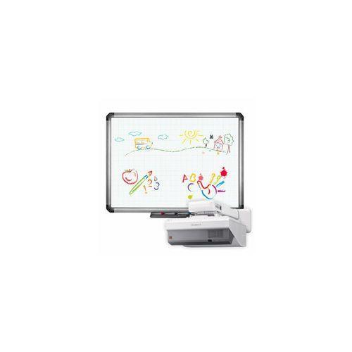 Tablica interaktywna TruBoard R5-800E+ projektor ultra short Sony VPL-SX631 z uchwytem, 3E2C-12357
