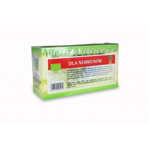 Herbatka Dla Nerwusów BIO (20 x 2 g) Dary Natury (ziołowa herbata)