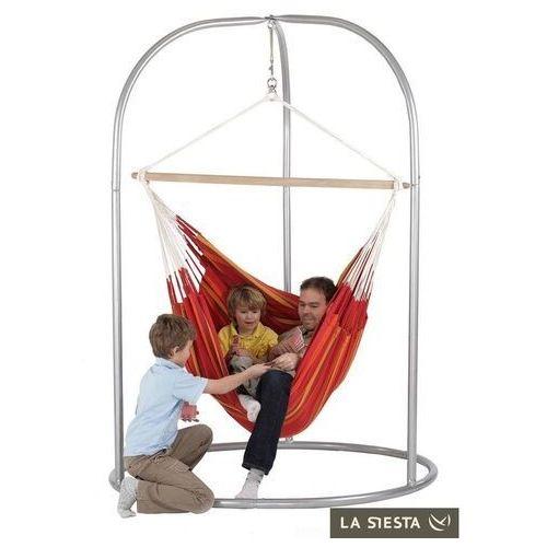 Lasiesta - romano - stojak do foteli hamakowych basic/lounger - silver (4025122916974)