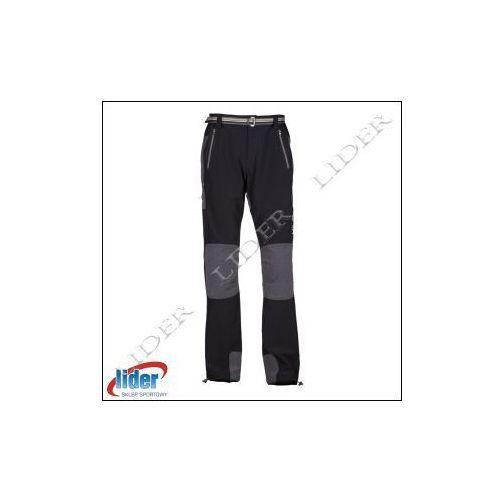 Spodnie męskie Milo GABRO black, GABRO black