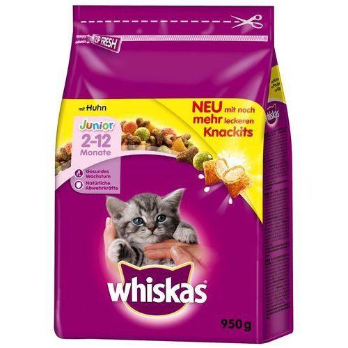 Whiskas Junior z kurczakiem - 800 g (5900951259449)