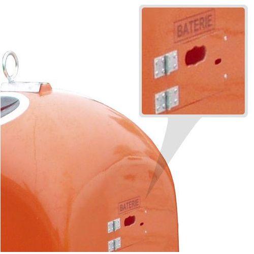 Pojemnik do segregacji typu dzwon LK - baterie