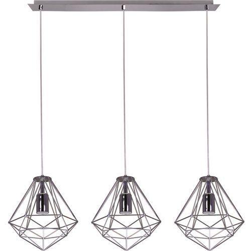 Lampa wisząca SILVER model K-4802 marki Kaja chrom, LAMK4802