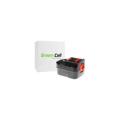 Bateria akumulator do elektronarzędzi black&decker 12v 3ah marki Green cell