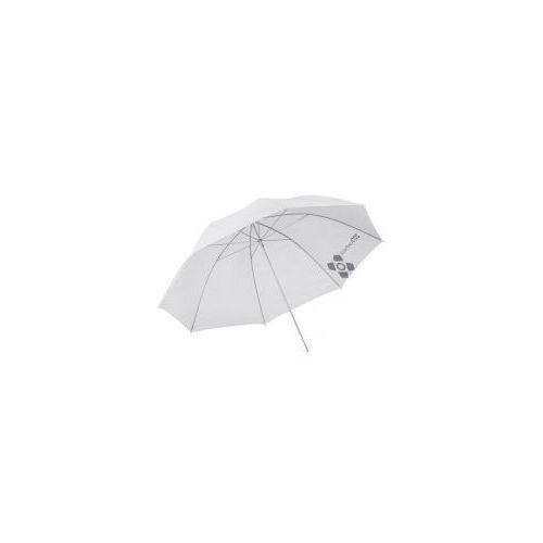 Parasolka Quadralite - biała transparentna 150 - produkt z kategorii- Parasole fotograficzne