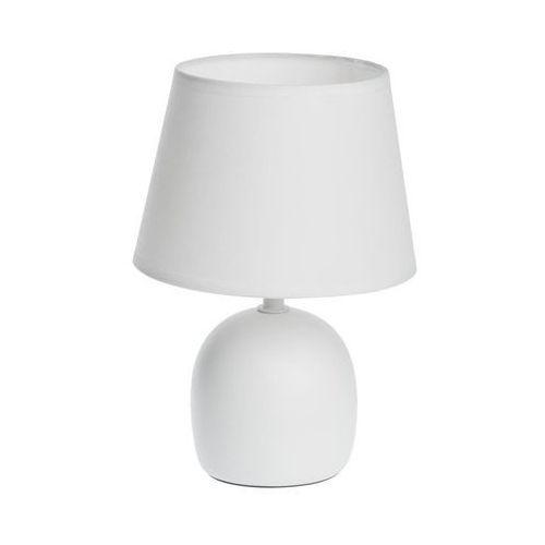 Lampa stołowa POKI biała E14 INSPIRE (3276000394037)