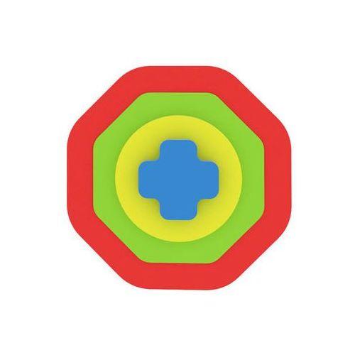 Moje první puzzle - tvary osmiúhelník/červená marki Neuveden