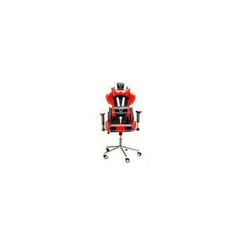 Diablo Chairs X-Eye (czarno-czerwony)