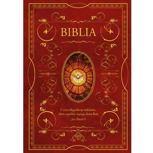 Produkt polski Biblia domowa z duchem świętym