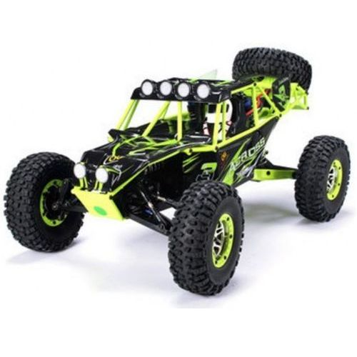 Wl toys Samochód buggy crawler 4wd 2.4ghz 1:12