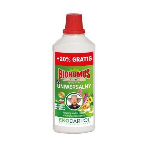 Ekodarpol Nawóz organiczny uniwersalny 1.2 l biohumus extra (5907520403586)