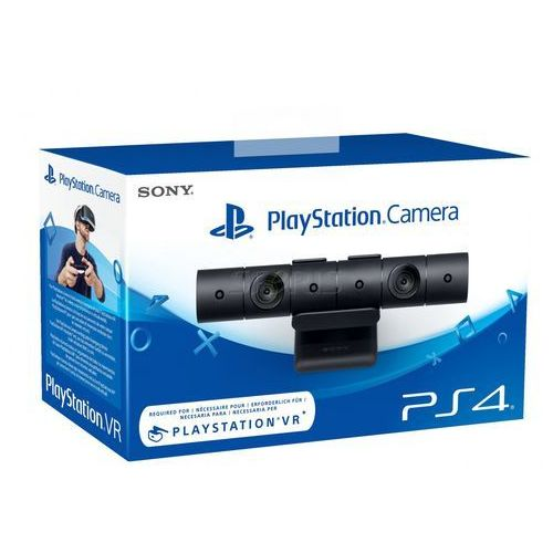 SONY PlayStation 4 Camera z kategorii Akcesoria do PlayStation 4
