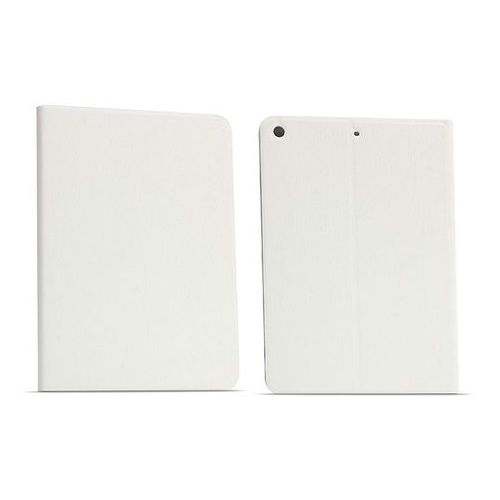 etuo Flex Book - Apple iPad (2017) - etui na tablet Flex Book - biały, kolor biały