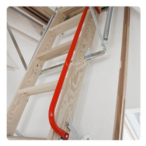 Poręcz do schodów strychowych Fakro LXH 50/13 - sprawdź w wybranym sklepie