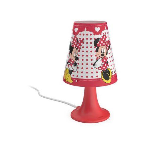 Philips 71795/31/16 - Lampa stołowa dla dzieci DISNEY MINNIE MOUSE LED/2,3W/230V